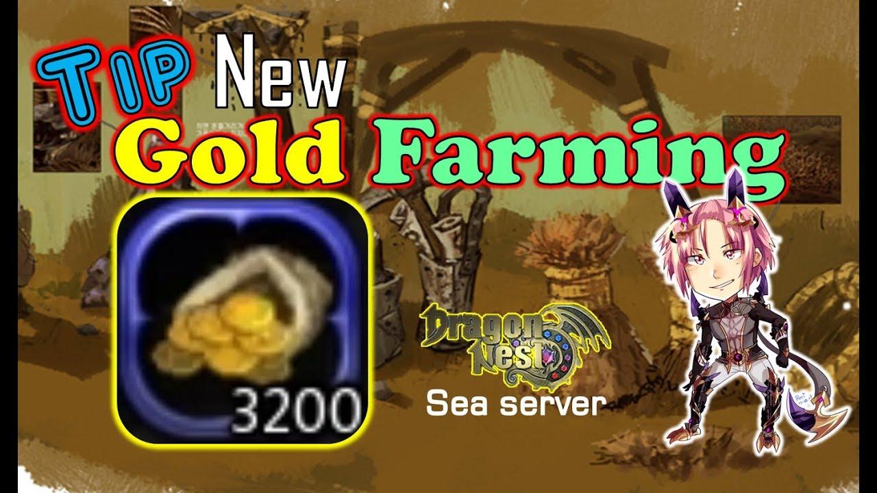 dragon nest eu gold seller