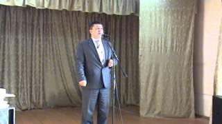 Открытие ДК д. Олоры Параньгинского района Республики Марий Эл часть1