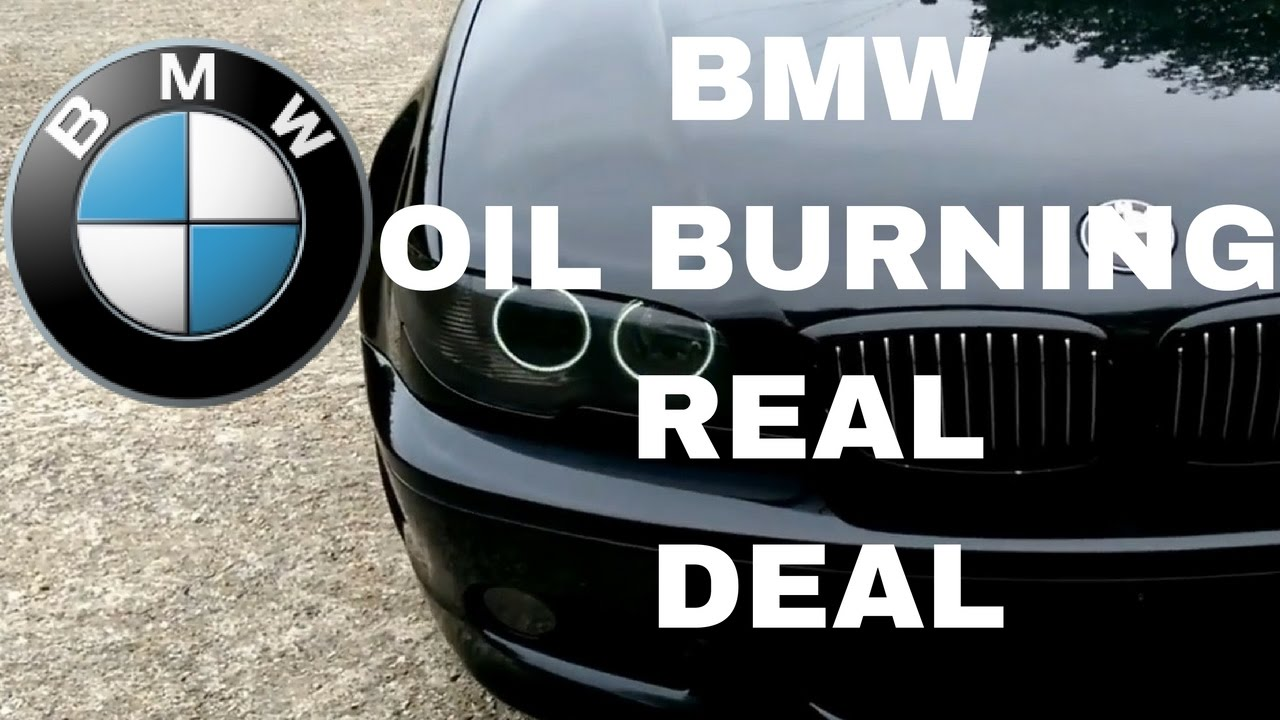 BMW 320I 2016 >> BMW OIL BURNING FIX - oil piston rings in M54 engine are ...