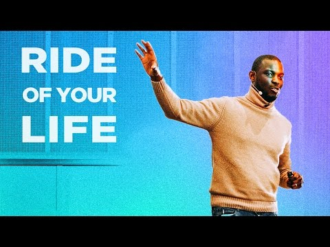 Entrepreneurship - The ride of your life | Yusufa Sey