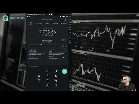 TOBG Tutorial. Die Quantfury App erklärt. Trading ohne Gebühren. Part 2 thumbnail