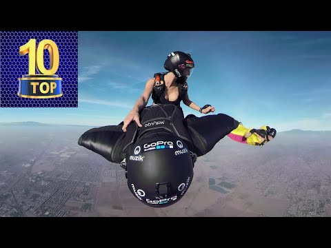 Top 10 Extreme Sports For Thrill Seekers