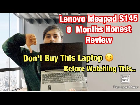 8 Months Review of Lenovo Ideapad S145 Core i5 10th Gen-(8 GB/1 TB HDD/256 GB SSD/Windows 10)