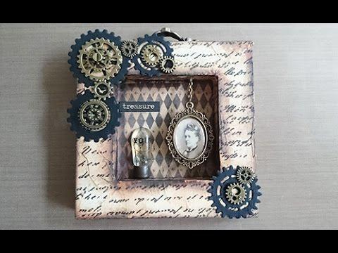 Shadow Box Frames Ideas Diy