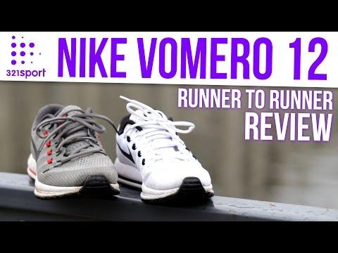 Nike Vomero 12 - Runner 2 Runner REVIEW