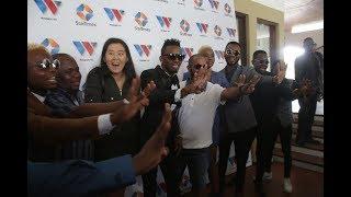 WCB wazindua Reality Shows / WASAFI Festival