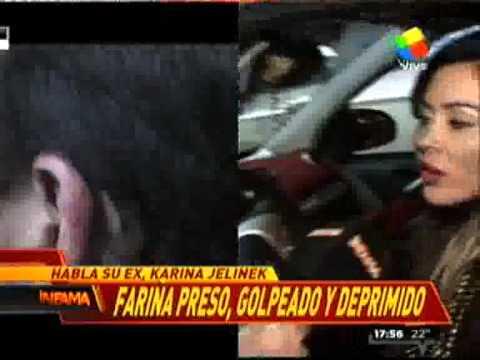 "Karina Jelinek sobre el encarcelamiento de Fariña: ""Me apenó mucho"""