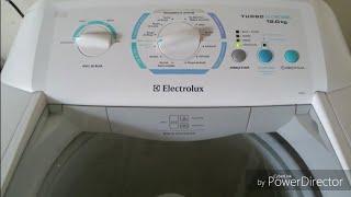 Lava. electrolux 12kg lte12 barulho alto na centrifugação