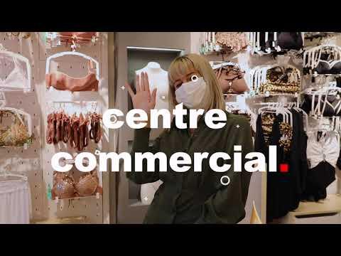 Clip vidéo de la réouverture du centre commercial Beaulieu à Nantes
