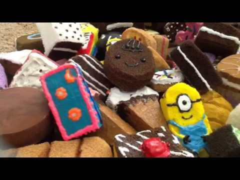 Homemade Squishy Collection 2014 : Updated homemade squishy collection ? ? - YouTube