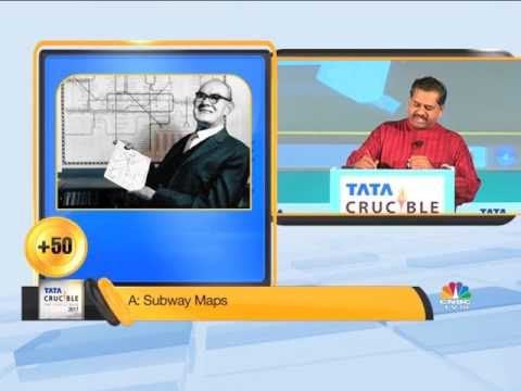 Tata Crucible The Campus Quiz 2017 Indore Final Part 2