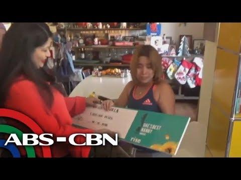 Rated K: Pinay Nanny sa UAE, instant milyonarya
