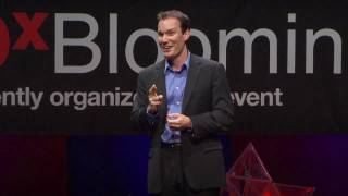 Shawn Achor: The happy secret to better work(http://www.ted.com We believe that we should work to be happy, but could that be backwards? In this fast-moving and entertaining talk from TEDxBloomington, ..., 2012-02-01T18:35:36.000Z)