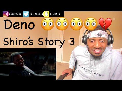 Deno you Savage!   Rapman - Shiro's Story Pt.3 [Music Video]   Link Up TV   REACTION