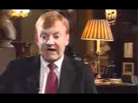Jeremy Paxman asks Charles Kennedy about his drinking habits (2002)
