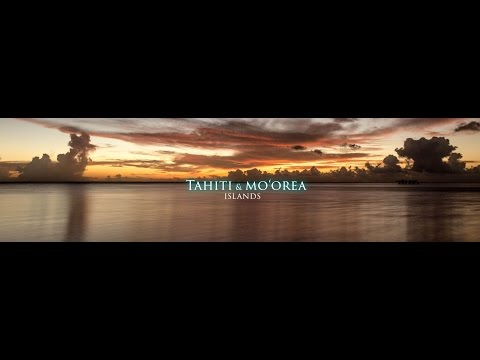 Travel video Voyage in Tahiti and Moorea Island French Polynesia