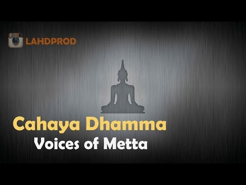 [Lagu Buddhist] Cahaya Dhamma (HD + Kara Lyrics)