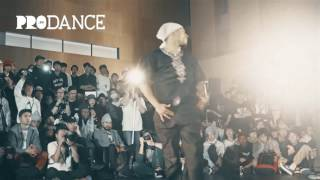 Hill vs Thomaz   Red Bull BC One Last Chance Cypher 2016