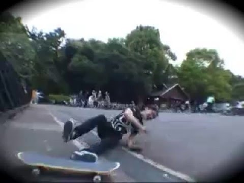 skate board tekitou video yoyogi tribe preview (ver911)