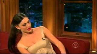 Craig Ferguson 4/27/12E Late Late Show Phoebe Tonkin