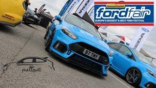 Ford Fair 2019! Silverstone circuit 04/08/2019