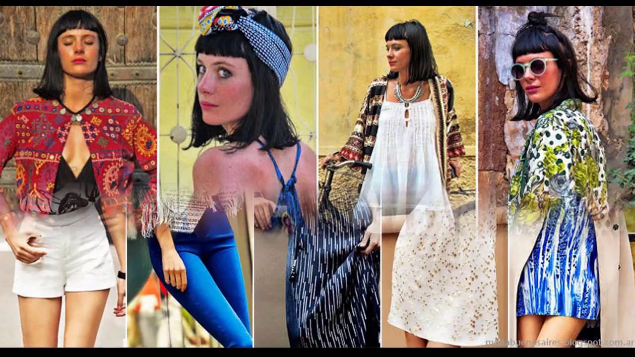 81a9ffd943 MODA En Ropa De Mujer TENDENCIAS 2016 Muy Chic - YouTube