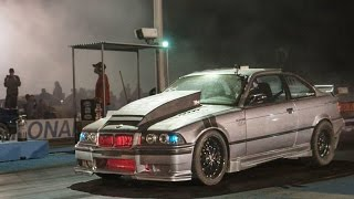 FRANKEN-Bimmer - NASTY Blown BMW!