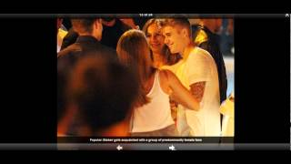 Gambar cover Say hi to Miranda for me' Bieber's last taunt to Orlando Bloom in restaurant bust up as supermodel s