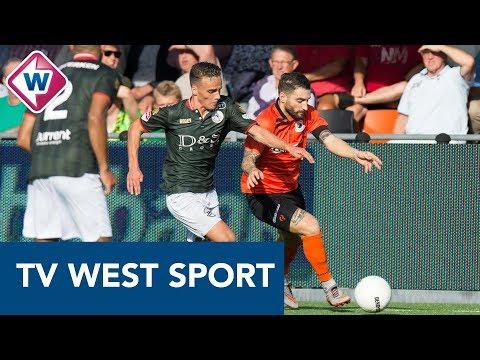 TV West Sport Amateurvoetbal | Speelronde 8 | 14-10-2018 - OMROEP WEST SPORT