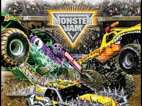 Ultimate Monster Jam Uk Full Show Non Stop Monster