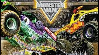 ULTIMATE MONSTER JAM UK 2016!!! FULL SHOW!!! NON STOP MONSTER TRUCK ACTION!!!