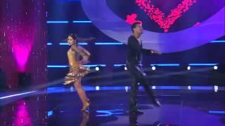 Presentacion de Miguel y Claudia Gala 8 de Mas Que Baile El Salvador