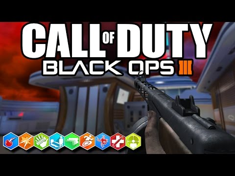 BEST BO2 MAP TURNED INTO BO3 ZOMBIES!! (Custom Zombie Gameplay)