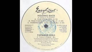 Paradise Girls - Holding Back (Paul