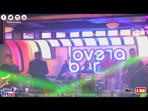 Mejor Que Yo (Canta El Blachy) @ Lovera Bar (Santiago, RD) By Menteanah