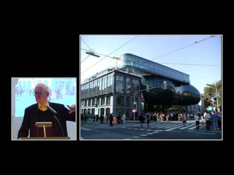 Sir Peter Cook | School of Architecture | Academy of Art University