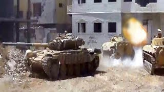 ᴴᴰ Tanks with GoPro