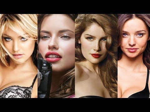Gelmiş Geçmiş En Güzel 20 Victoria's Secret Meleği
