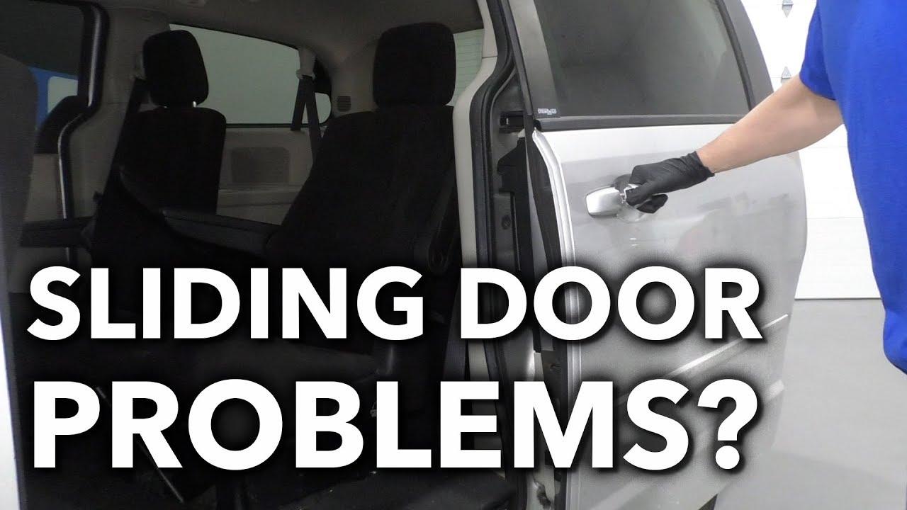 dodge caravan electric door problems Power Sliding Door Diagnosis 2-2 Dodge Grand Caravan 2th Generation