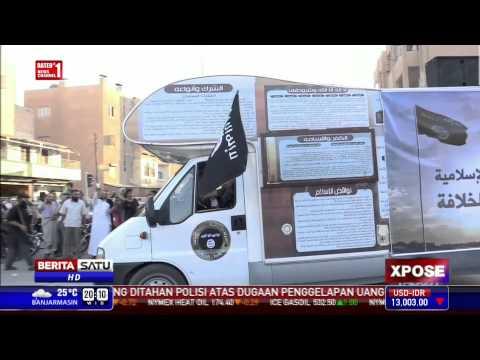 XPOSE: Aksi ISIS di Irak dan Suriah