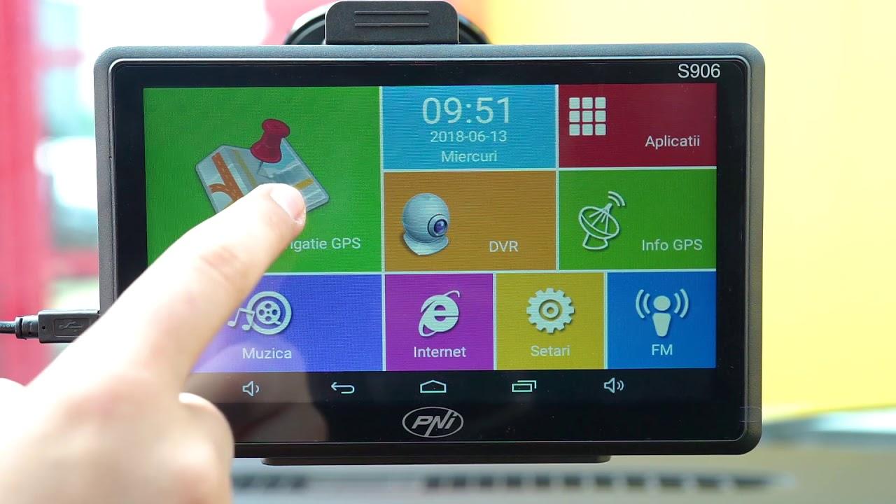 Navigare GPS Sygic și hărți în App Store