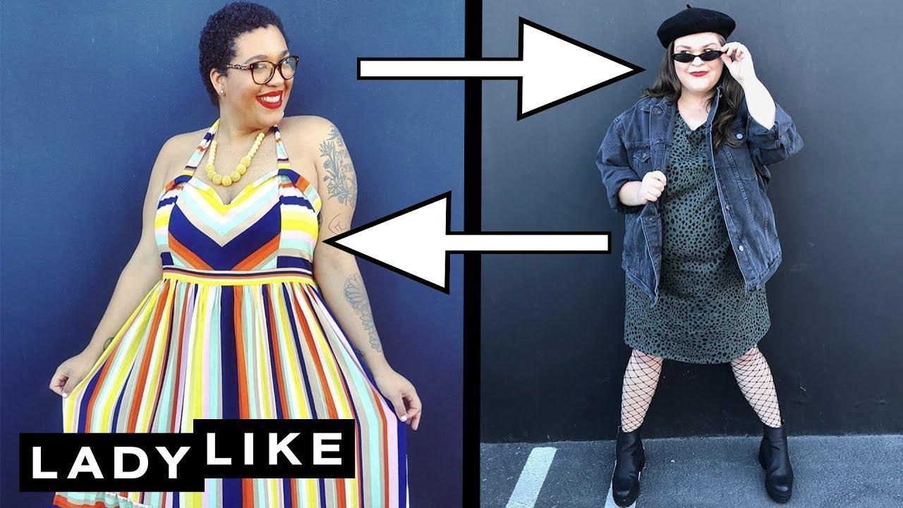 Kristin & Jazzmyne Swap Clothes For A Day • Ladylike