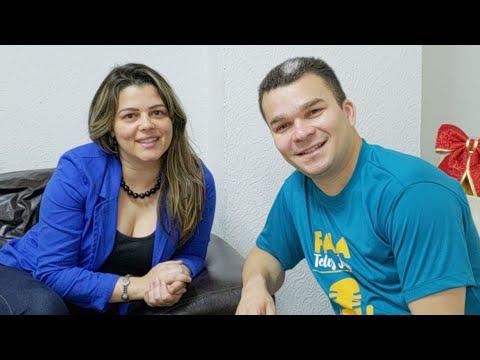 Programa Fala Teles Júnior / Pamela Rezende
