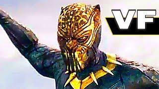 BLACK PANTHER Nouvelle Bande Annonce VF ✩ Superhér...