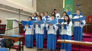 聖馬提亞堂成年詩班獻唱《立約禱文》