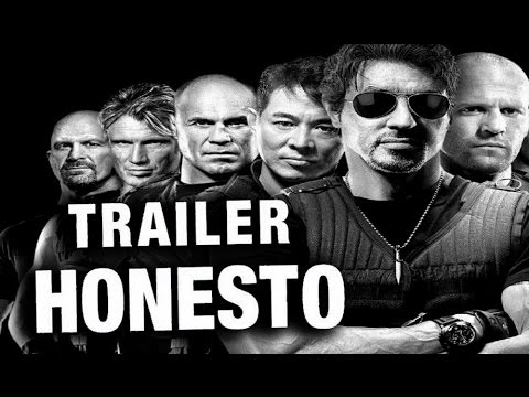 Trailer do filme Os Mercenários 4