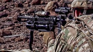 U.S. Army Soldiers Conduct Team Combat Training In Africa