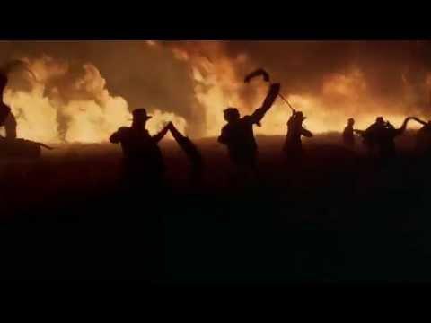 Days of Heaven — Locusts Swarm