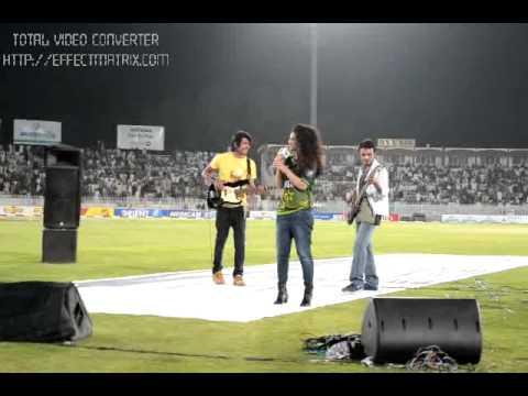 Annie Live in Rawalpindi Stadium.mp4