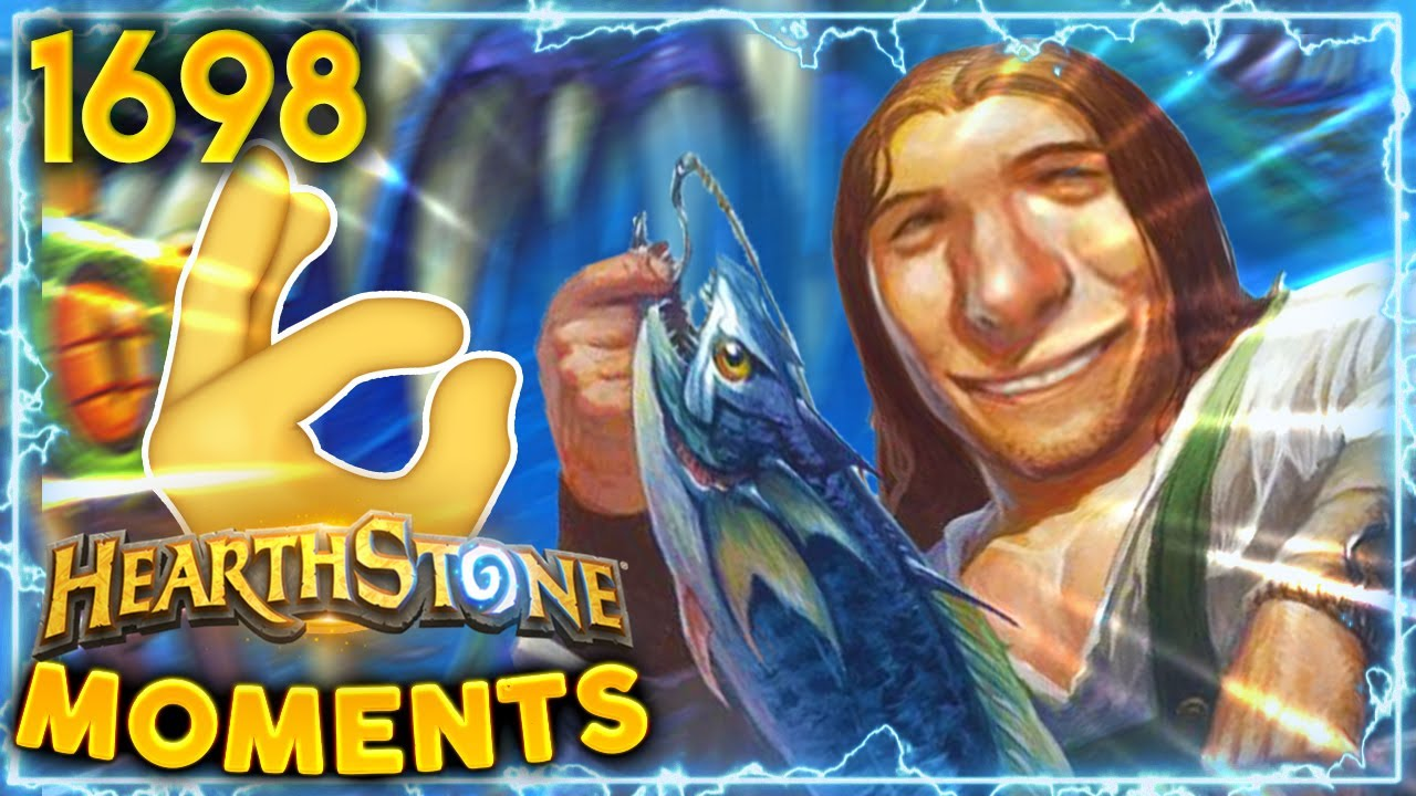 YOGG & Nat Pagle Is THE BEST DUO EVER! | Hearthstone Daily Moments Ep.1698